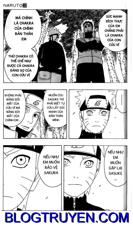 Naruto chap 299 Trang 11 - Mangak.info
