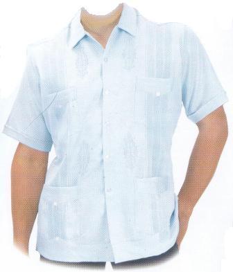 e82f0292 Sin embargo, Cuba ha demostrado cuan equivocados todos están, pues este  sencilla camisa se originó en la Perla de las Antillas.