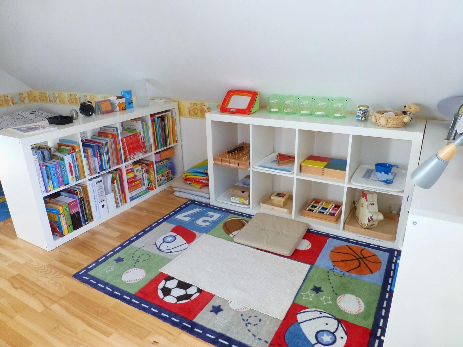 How To Organize Your Childu0027s Montessori Classroom?