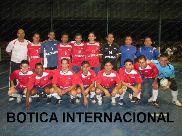 BOTICA INTERNACIONAL 2012