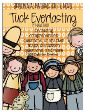 pdf copy of tuck everlasting