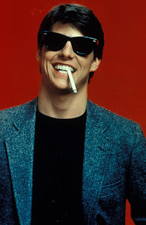 tom cruise smoking