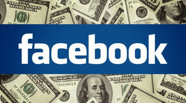 Facebook sales up 72%,  Facebook,  Facebook has he benefited from advertising, Facebook advertising tools, social media,