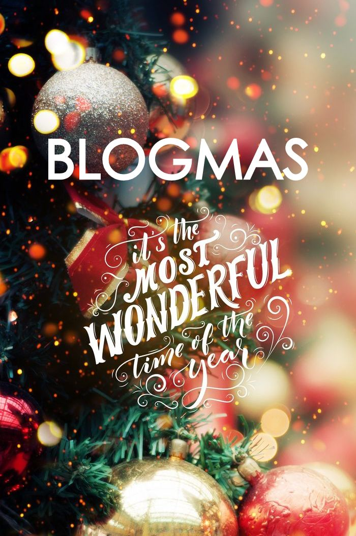 BLOGMAS (posts in Facebook)
