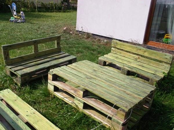 Meble Ogrodowe Z Palet Inspiracje : zestaw mebli ogrodowych z palet zestaw mebli ogrodowych z palet