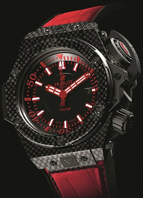 HUBLOT OCEANOGRAPHIC 4000 ONLY WATCH 2011