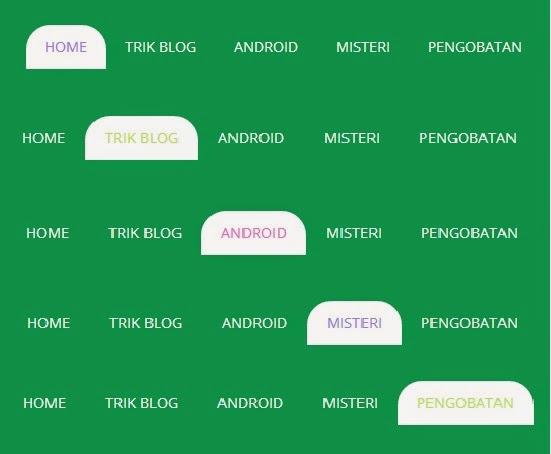 Cara Membuat Link Berwarna Pelangi Di Blog
