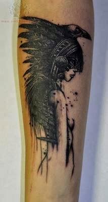 Tatuagens de indias nos pulsos