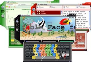 Software gratis belajar mengetik dan mempercepat pengetikan,cara mempercepat ketikan dan berlatih mengetik,free download gratis software Rapidtyping tutorial,latihan mengetik cepat untuk pemula 10 jari buta