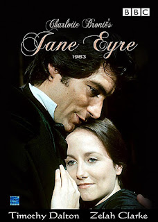Miniseries adaptation of Jane Eyre by Charlotte Bronte