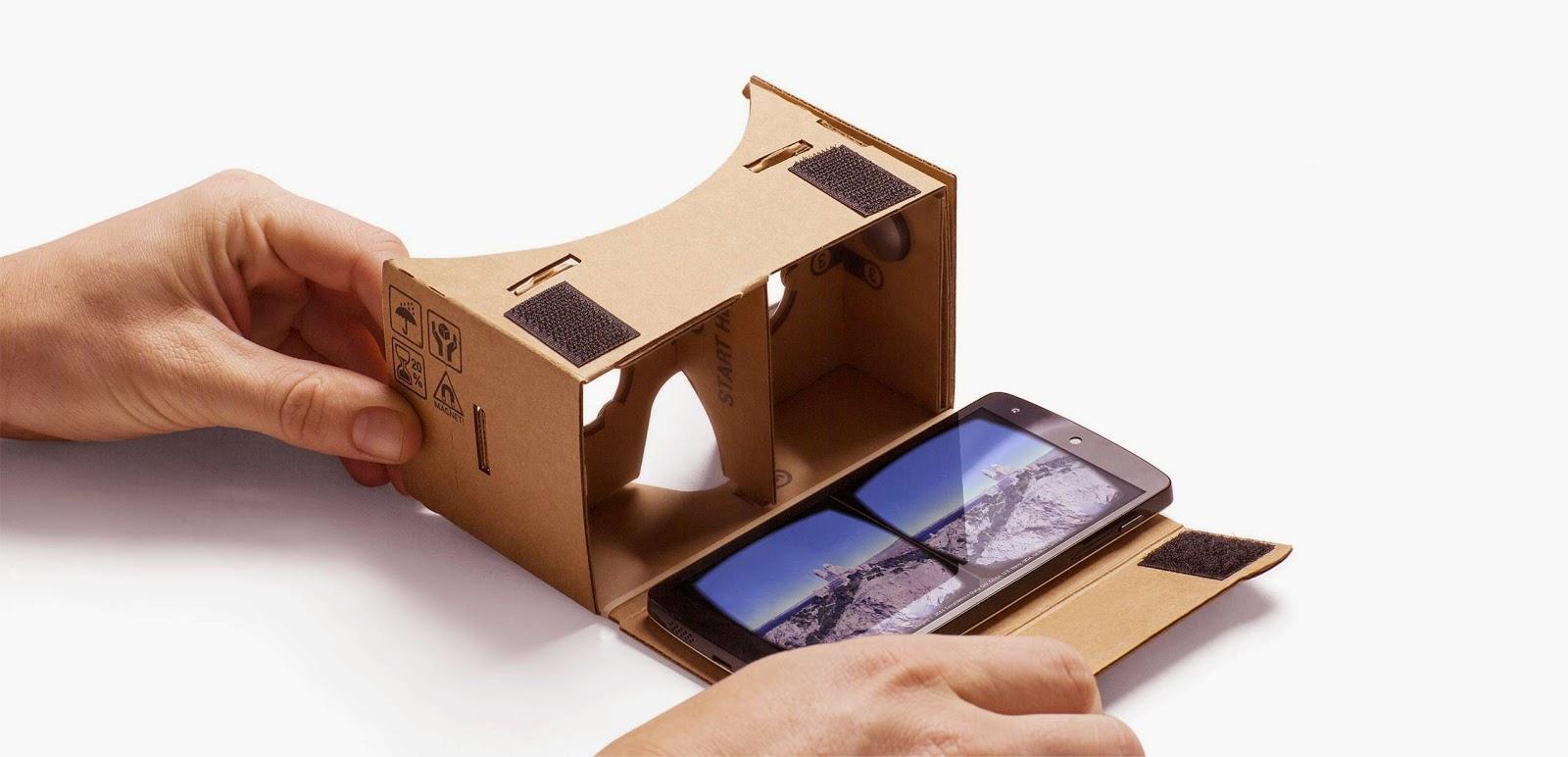 Buy google cardboard
