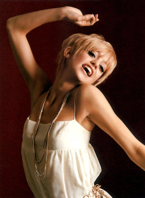Nudes Goldie hawn celebrity