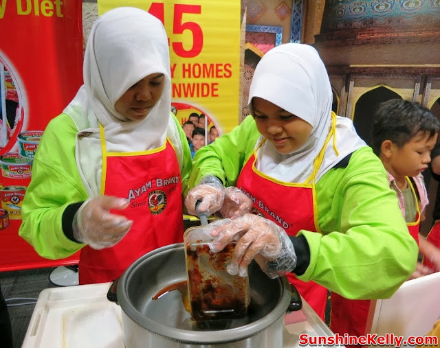 Ayam Brand, Tasty Fish Healthy Diet, community care, charity, csr, Junior Chef, Cooking Competition