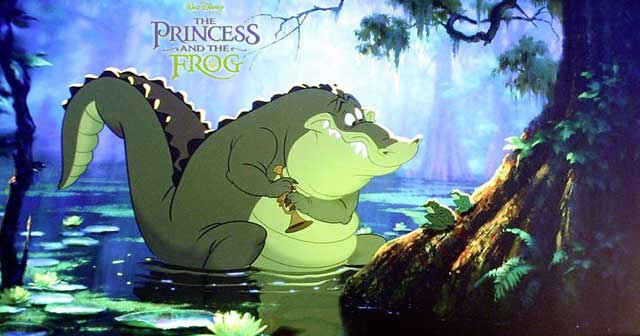 the princess and the frog tiana and her princess friends. The plan backfires on her as