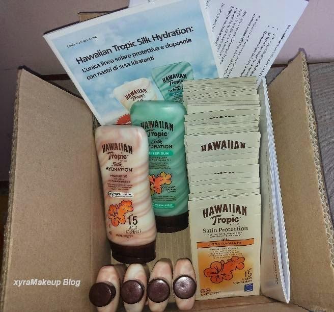 pacco starter kit hawaiian tropic