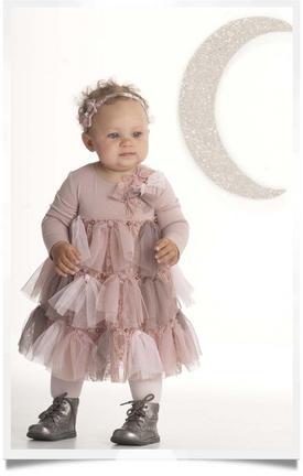 Biscotti Lace Dress | Toddler Holiday Dress | Chichi Mary