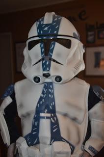 Starwars Clone Trooper details