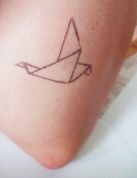 Comment faire votre propre tatouage temporaire wikiHow - Comment Faire Un Tatouage Avec Un Stylo