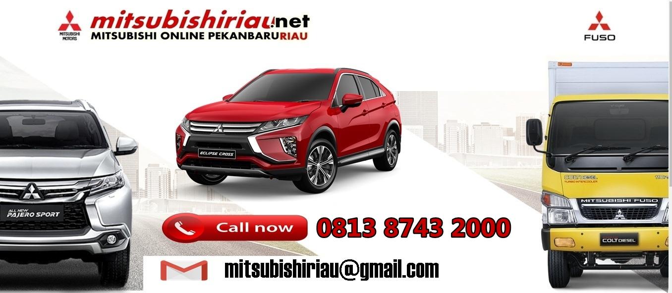 Harga Kredit Mitsubishi Pekanbaru Riau Maret 2019