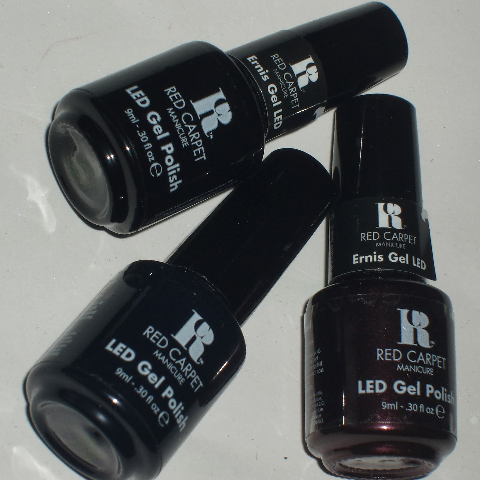 Sparkled Beauty Red Carpet Manicure Led Gel Mani