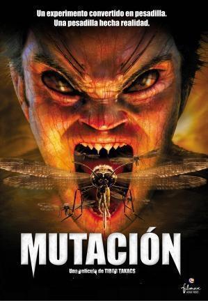 MUTACIÓN (Mosquitoman) (2005) Ver Online - Español latino