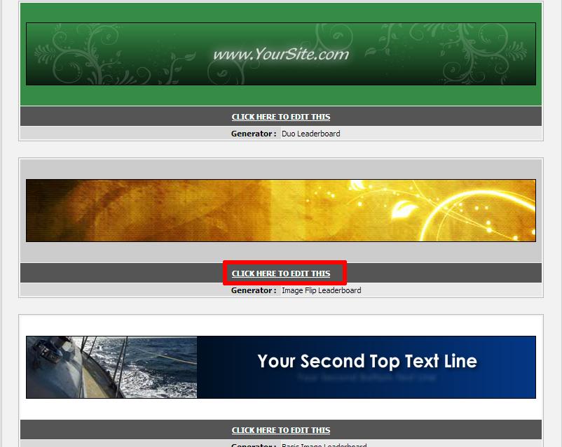 Cara Membuat Banner Blog Online - Digital Areas