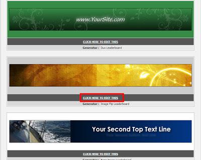 Cara Membuat Banner Blog Online