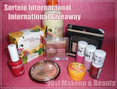 Sorteo just makeup and beauty