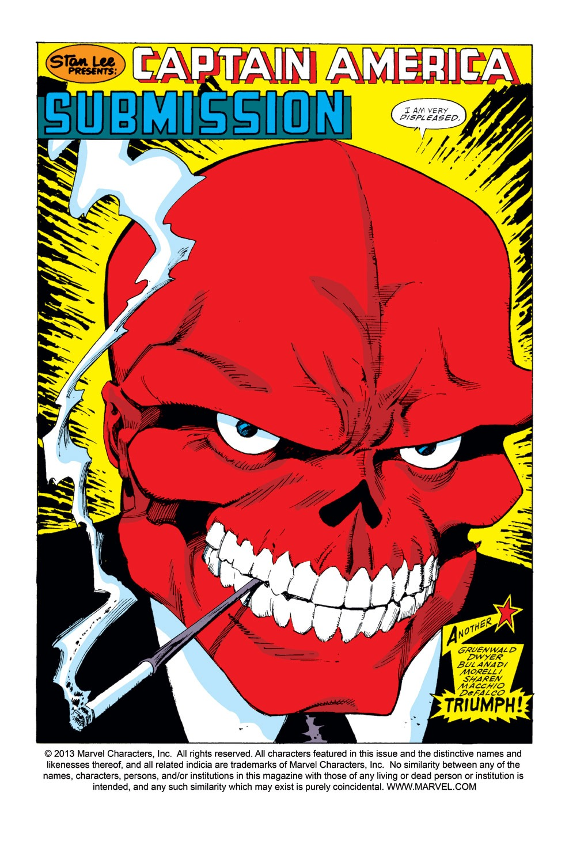 Captain America (1968) Issue #365 #298 - English 2