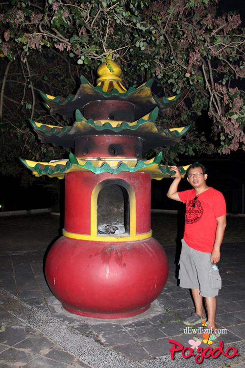 zulfiyan,ada apa di pagoda semarang, pagoda avalokitesvara semarang dimana?