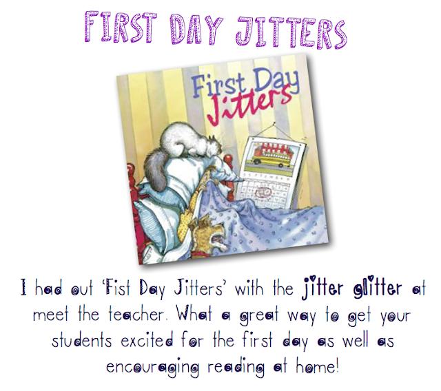 photograph relating to Jitter Glitter Poem Printable called Content Minor Kindergarten: Jitter Glitter: Back again in direction of Higher education