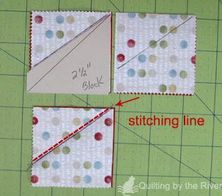 stitching diagram