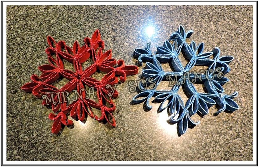 Recicla Inventa Como Hacer Estrellas Con Rollos De Papel Higienico - Adornos-de-navidad-con-rollo-de-papel-higienico