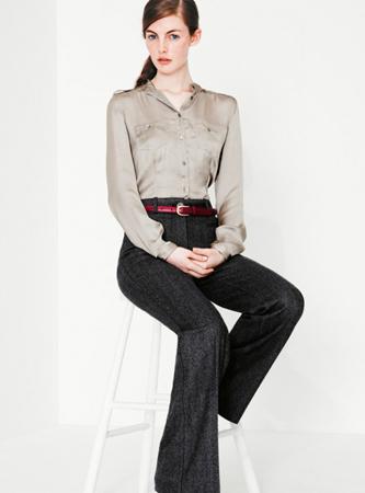 camisas mujer otoño invierno 2011 2012