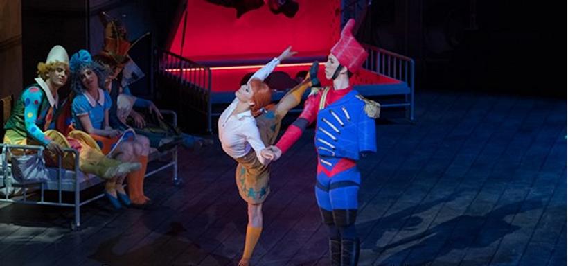 Ballet  du capitole Toulouse,2019/2020