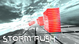 Screenshots of the Storm rush for Android tablet, phone.