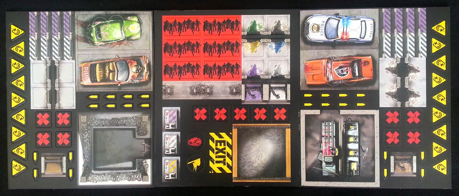 Zombicide Prison Outbreak Review