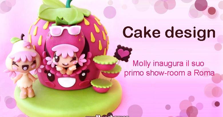 Corsi Cake Design Molly Roma : Diemmemakeup: Molly inaugura il suo primo show-room a Roma ...