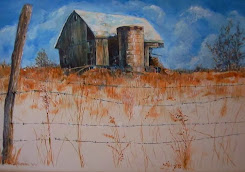 """Barn on the Hill"""