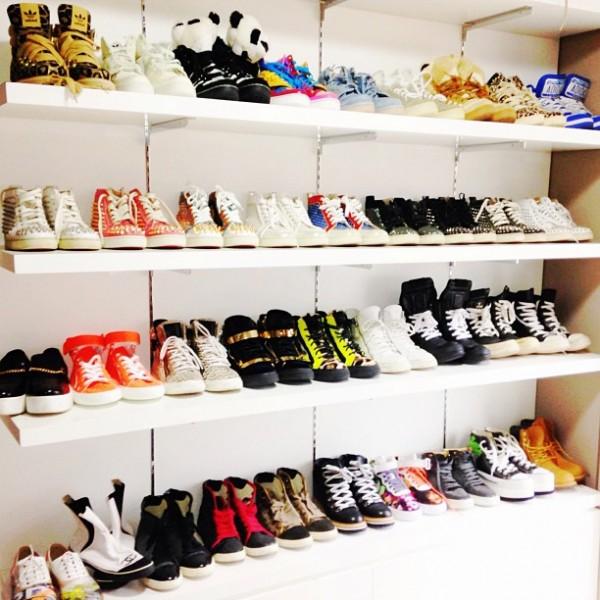 CL Koleksi Sepatu Kets