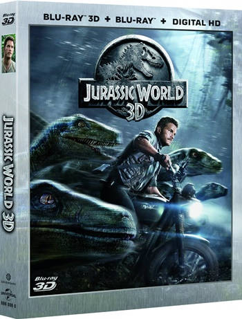 Jurassic World 3D Latino