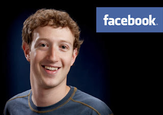 Penemu Facebook, Mark Zuckerberg