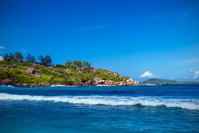 Anse Cocos auf La Digue, Seychellen