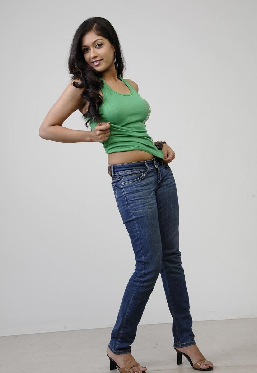 Meghana Raj New Photo Gallery in Pent Shirt