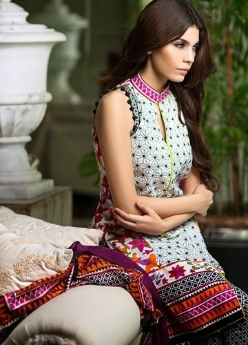 Sana Safinaz Eid Prints 2014