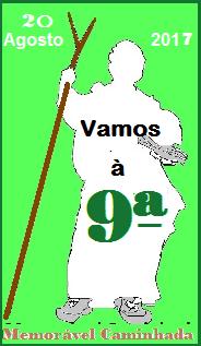 8ª Memorável Caminhada