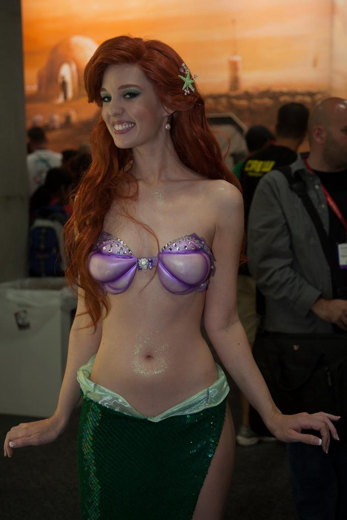 disney cosplay porn Nude