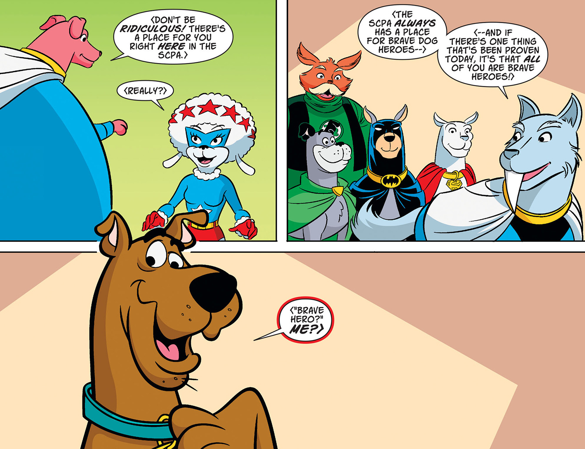 Read online Scooby-Doo! Team-Up comic -  Issue #36 - 21