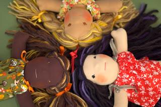 "10"" Waldorf Dolls, Bamboletta, Dragonflys hollow, Tansy Dolls, doll making little buddies"