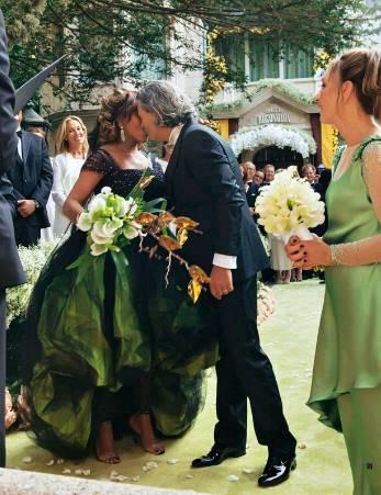 tina turner marries erwin bach wedding album